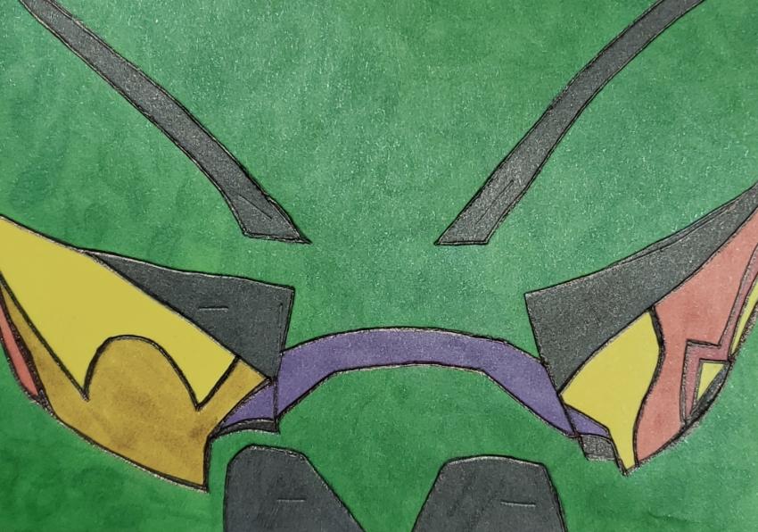 Willem Dafoe, Green Goblin par armattock